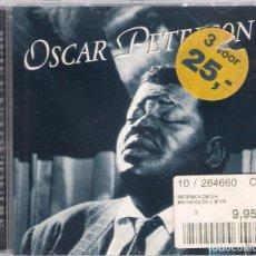 CDs de Música: OSCAR PETERSON - SWINGING ON A STAR ( CD JAZZ PIANO ). Lote 122060631