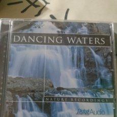 CDs de Música: DANCING WATERS. NATURE RECORDINGS PRECINTADO. Lote 213647523