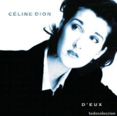 CDs de Música: CELINE DION - D'EUX - CD. Lote 122076751