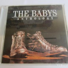 CDs de Música: THE BABYS (JOHN WAITE) - ANTHOLOGY 2000 UE CD * 24-BIT DIGITALLY REMASTERED. Lote 122087435