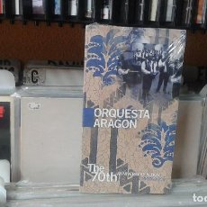 CDs de Música: ORQUESTA ARAGON 70TH ANNIVERSARY ALBUM (1939-2009) 4 CD,PRECINNTADO. Lote 122091779