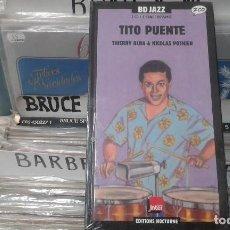 CDs de Música: TITO PUENTE - (2CD AUDIO) THIERRY ALBA ,NICOLAS POTHIER,PRECINTADO. Lote 122094143