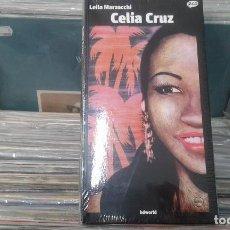 CDs de Música: CELIA CRUZ (COMIC BOOK + 2 CD) MARZOCCHI, LEILA ,PRECINTADO. Lote 122094551