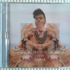 CDs de Música: CHRISTIAN SCOTT - '' CHRISTIAN ATUNDE ADJUAH '' 2 CD 2012 EU SEALED. Lote 122099395