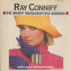 CDs de Música: RAY CONNIFF - 16 MOST REQUESTED SONGS - CD . Lote 122117251