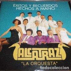 CDs de Música: ORQUESTA ALCATRAZ - ÉXITOS Y RECUERDOS HECHOS A MANO - CD. Lote 122120899