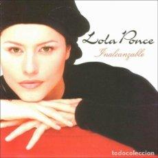 CDs de Música: LOLA PONCE - INALCANZABLE - CD. Lote 122121311