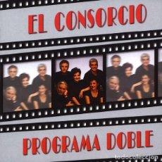 CDs de Música: EL CONSORCIO - PROGRAMA DOBLE - CD. Lote 122122291