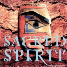 CDs de Música: SACRED SPIRIT - CHANTS AND DANCES OF THE NATIVE AMERICANS - CD. Lote 122123283