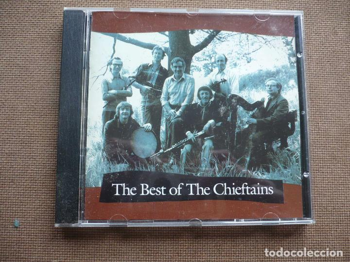 THE BEST OF CHIEFTAINS CD 1992 (Música - CD's Rock)