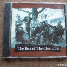 CDs de Música: THE BEST OF CHIEFTAINS CD 1992. Lote 122170223
