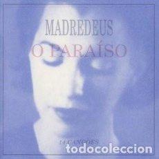 CDs de Música: MADREDEUS. O PARAISO. CD. . Lote 122172259