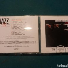 CDs de Música: BENNY GOODMAN - LIVE AT CARNEGIE HALL, VOL. 1 - CD 12 TEMAS (JAZZ THE VERVE COLLECTION). Lote 122189883