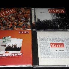CDs de Música: ELS PETS LOTE CD´S. Lote 122212195