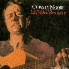 CDs de Música: CHRISTY MOORE - UNFINISHED REVOLUTION - CD ALBUM - 11 TRACKS - WEA RECORDS UK 1987. Lote 122213451