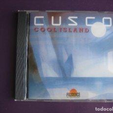 CDs de Música: CUSCO CD AREA CREATIVA 1991 COOL ISLAND - NEW AGE - PROGRESIVO - AMBIENT. Lote 122217331