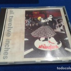 CDs de Música: CD THE STRANGLERS ( ALL TWELVE INCHES ) 1992 SONY MUSIC . Lote 122242551