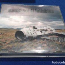 CDs de Música: CD DOBLE 2 DISCOS SUEDE ( SCI-FI LULLABIES ) 1997 SONY MUSIC. Lote 122243415