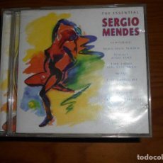 CDs de Música: THE ESSENTIAL. SERGIO MENDES. SPECTRUM 1986. CD. IMPECABLE. Lote 122283891