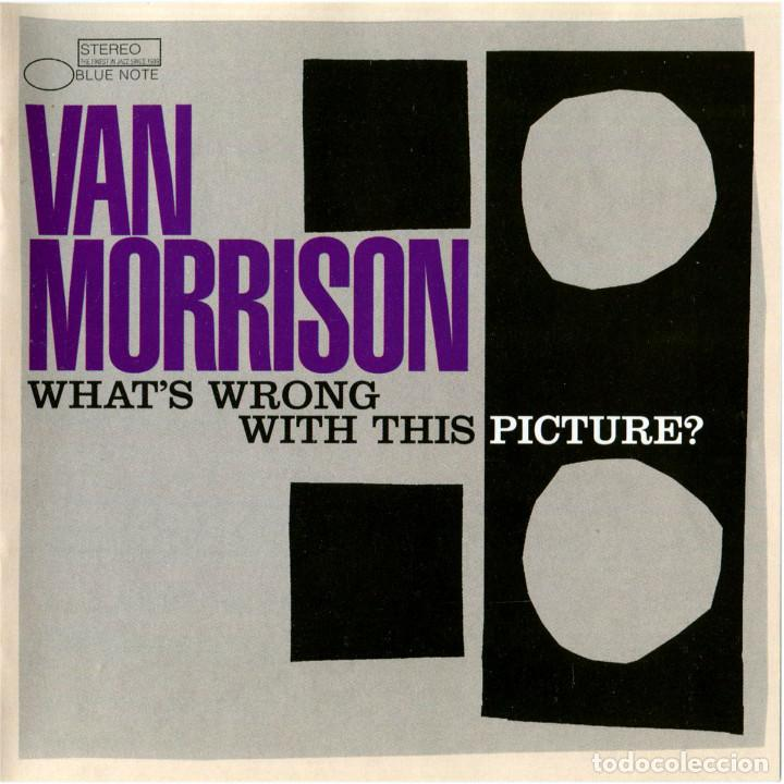 CDs de Música: Van Morrison – What's Wrong With This Picture? - CD Argentina 2003 - Blue Note 93651 - Foto 3 - 122294563