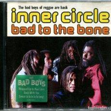 CDs de Música: INNER CIRCLE - BAD TO THE BONE - CD EU 1992 - WEA 9031-77677-2 . Lote 122309787