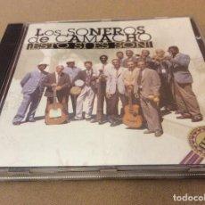 CDs de Música: LOS SONEROS DE CAMACHO - ESTO SI ES SON. EURO TROPICAL 1997.. Lote 122316647