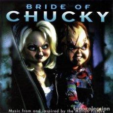 CDs de Musique: VA - BRIDE OF CHUCKY O.S.T/B.S.O CD EDICION USA - SLAYER MOTORHEAD JUDAS PRIEST. Lote 122348227