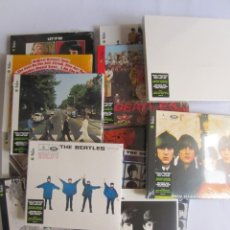 CDs de Música: THE BEATLES - LOTE 13 2009 UE CD * REMASTERED * DELUXE PACKAGE * LIMITED EDITION. Lote 122439791