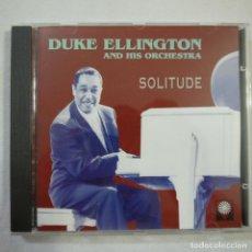 Music CDs - DUKE ELLINGTON AND HIS ORCHESTRA - SOLITUDE - CD 1995 - 122451307