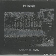 CDs de Música: PLACEBO - BLACK MARKET MUSIC - CD VIRGIN 2000 - EDICIÓN LIMITADA. Lote 122524611