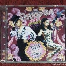 CDs de Música: FANGORIA (OPERACION VODEVIL - EN VIVO EN DIRECTO DESDE EL BENIDORM PALACE) CD 2011 - ALASKA. Lote 122527071