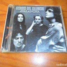 CDs de Música: HEROES DEL SILENCIO - AVALANCHA - CD 1995 -. Lote 122535111