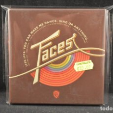CDs de Música: FACES – 1970-1975: YOU CAN MAKE ME DANCE, SING OR ANYTHING... 5 CD BOX SET. Lote 122551275
