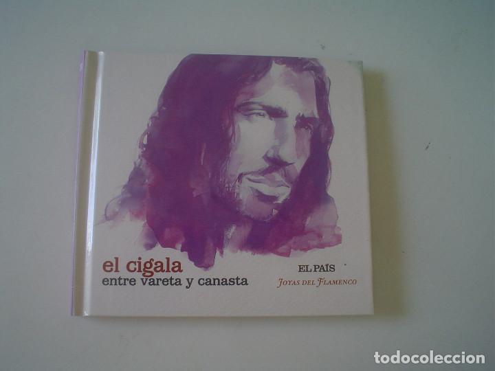 EL CIGALA: ENTRE VARETA Y CANASTA - EL PAÍS JOYAS DEL FLAMANECO Nº 31 (Música - CD's Flamenco, Canción española y Cuplé)