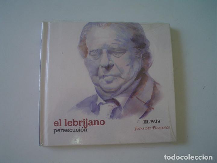 EL LEBRIJANO: PERSECUCIÓN - EL PAÍS JOYAS DEL FLAMANECO Nº 25 (PRECINTADO) (Música - CD's Flamenco, Canción española y Cuplé)