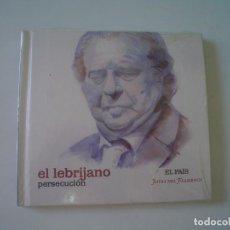 CDs de Música: EL LEBRIJANO: PERSECUCIÓN - EL PAÍS JOYAS DEL FLAMANECO Nº 25 (PRECINTADO). Lote 122558019