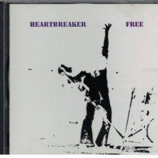 CDs de Música: FREE-CD HEARTBREAKER. Lote 122578487