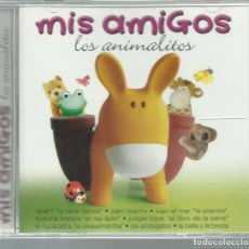 CDs de Música: MIS AMIGOS LOS ANIMALITOS - CD OK RECORDS 2005. Lote 122602779