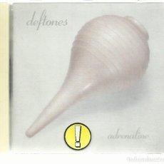 CDs de Música: DEFTONES - ADRENALINE - CD MAVERICK 1995. Lote 122654955