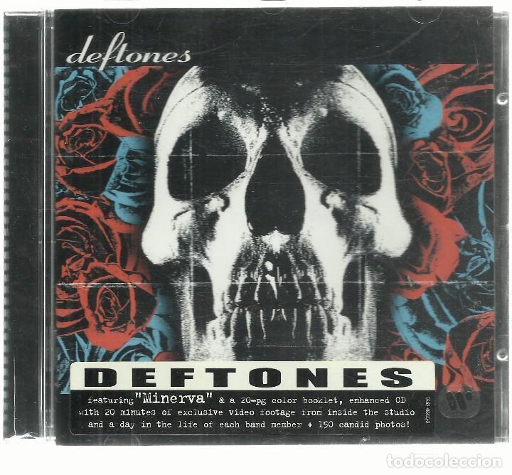 DEFTONES - S/T - CD MAVERICK 2003 (Música - CD's Heavy Metal)