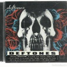 CDs de Música: DEFTONES - S/T - CD MAVERICK 2003. Lote 122655243