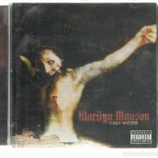 CDs de Música: MARILYN MANSON - HOLY WOOD - CD NOTHING 2000. Lote 122658191