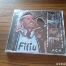 CDs de Música: FILIU... Y CIA. CD CON 14 TEMAS. PRECINTADO. SIN ABRIR. RARÍSIMO. Lote 122715223