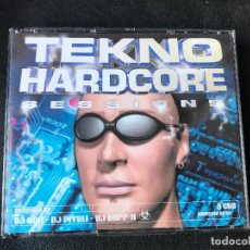 CDs de Música: TEKNO HARDCORE SESSIONS - 3 CDS. Lote 122721995