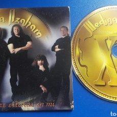 CDs de Música: MEDINA AZAHARA - SIEMPRE ESTARÁS EN MI (ACÚSTICA + ELÉCTRICA) CD SINGLE PROMO. Lote 122735631