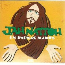 CDs de Música: JAH NATTOH - EN BUENAS MANOS - CD REGGAELAND 2009. Lote 122742539