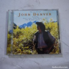 CDs de Música: JOHN DENVER - THE VERY BEST OF JOHN DENVER - CD 1999 . Lote 122780291