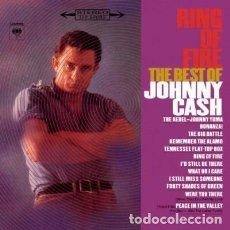 CDs de Música: JOHNNY CASH - RING OF FIRE. Lote 122796347