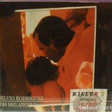 CDs de Música: SILVIO RODRÍGUEZ - OH MELANCOLÍA - CD EN FUNDA DE CARTÓN. PRECINTADO.. Lote 146063960