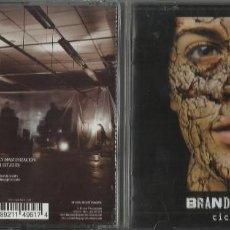 CDs de Música: BRAND NEW BRAIN CD CICATRICES 2015. Lote 122817063